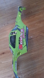 Painted RC Truck Bodies