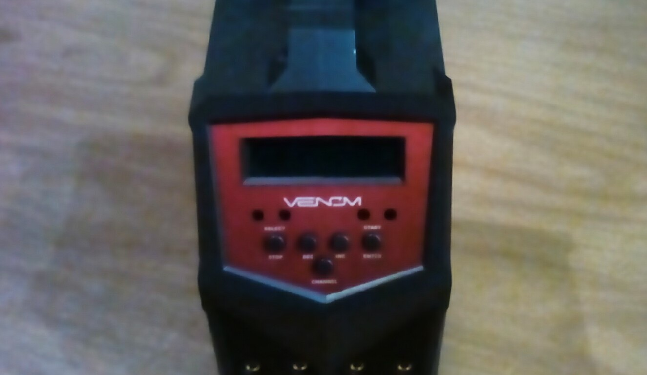 Venom Pro Quad Battery Charger