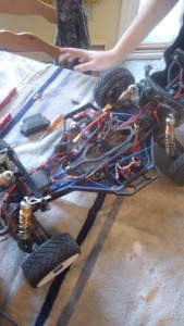 Traxxas Slash 2wd LCG