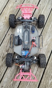 Traxxas Slash 2wd Brushed