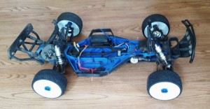 Taxxas Slash 2wd LCG