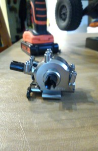 baja rey aluminum differential