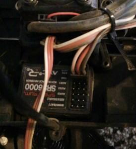 Baja Rey ESC connector