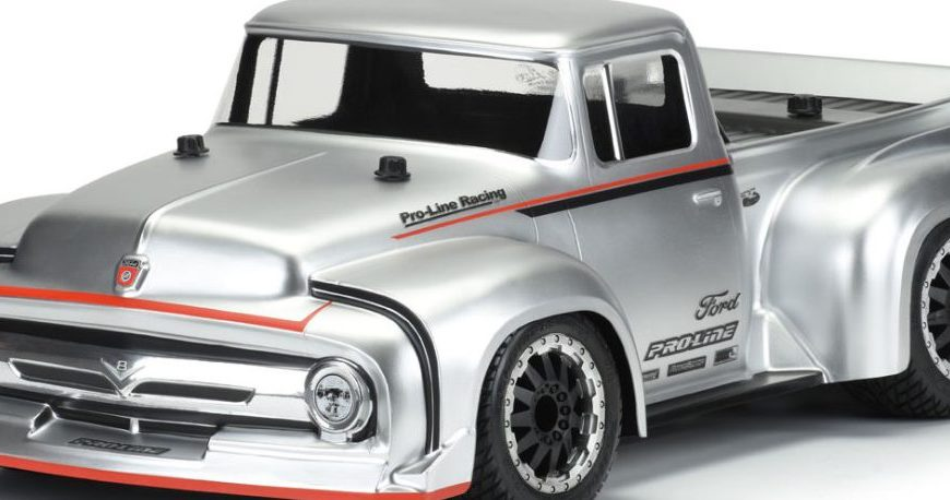 Pro-Line 1956 ford f-100 street truck body