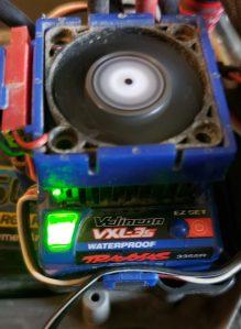 Traxxas ESC Low Voltage on