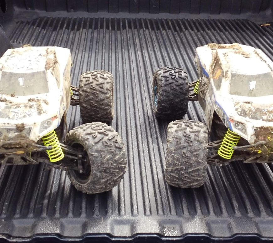 Dirty Losi LST