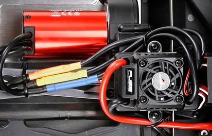 Dynamite Fuze Ford Raptor Baja Rey Power System