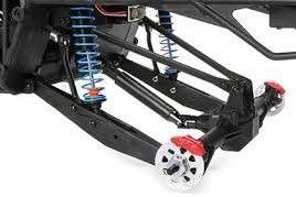 Baja Rey 4-Link Rear Suspension