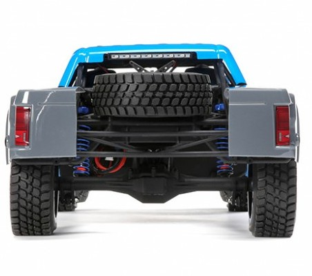 Ford Raptor Baja Rey Spare Tire